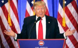 Weddenschappen over de President van Amerika beloven niet veel goeds